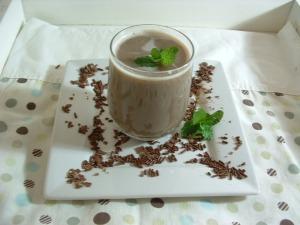Herbalife Choc Mint Shake