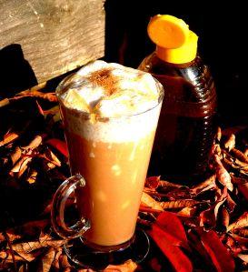Rooibos Red Spice Latte Herbalife Shake