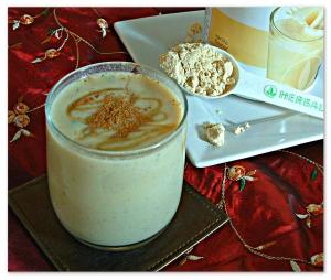 Herbalife Milktart Eggnogg Shake