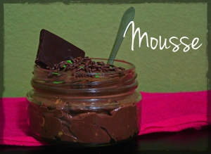 Vegan. gluten free, sugar free, dairy free avocado chocolate mousse. Clean eating