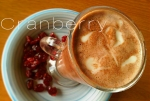 Herbalife Goji-Cranberry Chocolate Shake