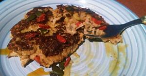 Herbalife Pancakes Bircher Muesli