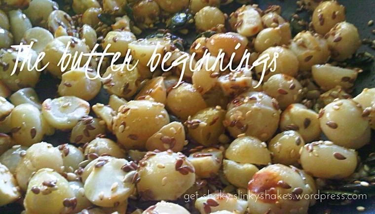 Easy, Healthy  Macadamia Nut Butter