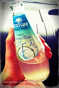 Coconut Water Healthy Refreshment